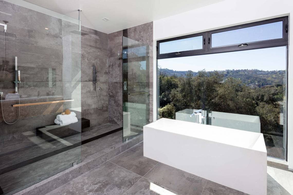 New Stand Up Shower Aldan Construction And Remodeling